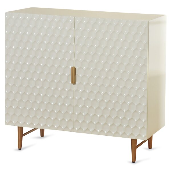 Mangume 2 Door Accent Cabinet by Everly Quinn Everly Quinn