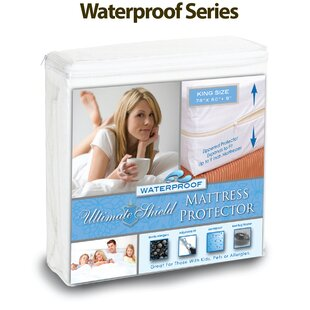 Waterproof Mattress Cover by Ultimate Shield