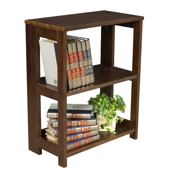 Belue 28 High Folding Standard Bookcase by Rebrilliant