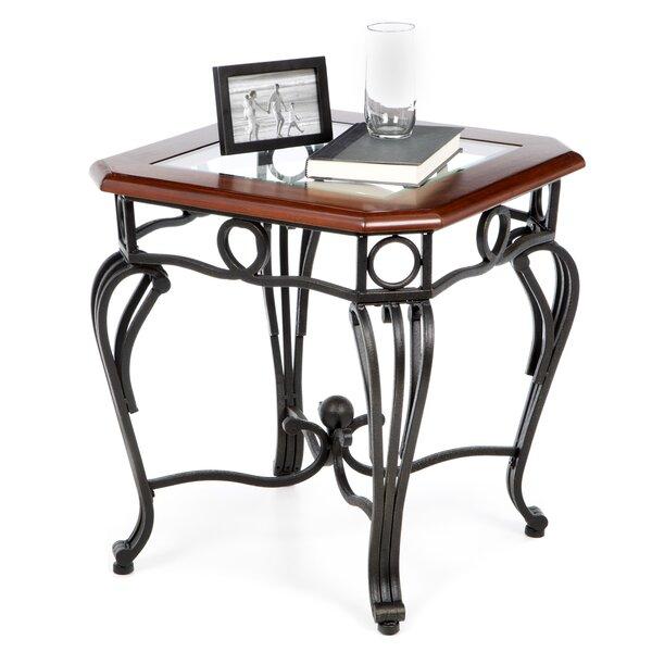 Kelli End Table By Fleur De Lis Living