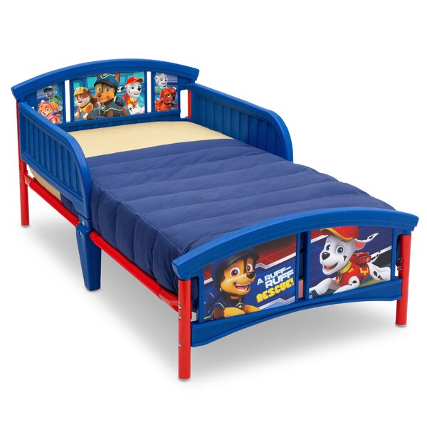 Nick Jr. PAW Patrol Platform Bed by Delta Children