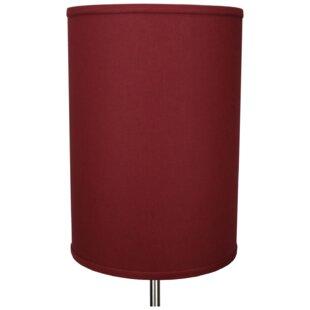 Burnt orange lamp shades wayfair save to idea board aloadofball Gallery