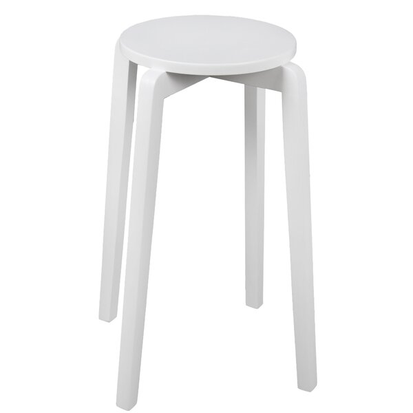 Benavides Stackable Accent Stool by Ebern Designs