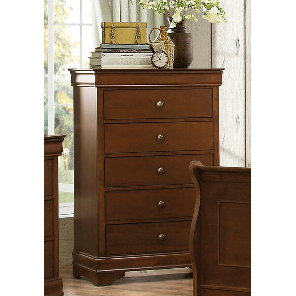 Kermit 5 Drawer Chest by Alcott Hill