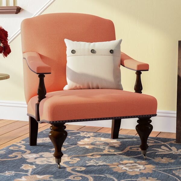 Deschamps Armchair by Darby Home Co Darby Home Co