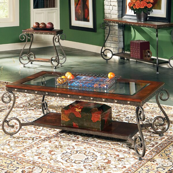 Carlton Coffee Table by Astoria Grand