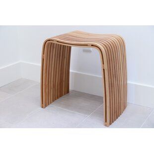 Bamboo Spa Accent Stool