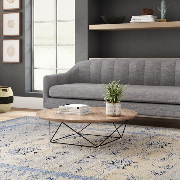 Tyngsborough Coffee Table by Bungalow Rose Bungalow Rose
