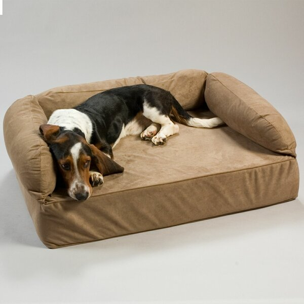 Luxury Dog Memory Foam Sofa by Snoozer Pet Products