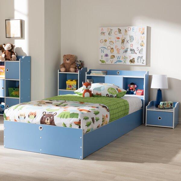 Kopf Panel 2 Piece Bedroom Set by Zoomie Kids
