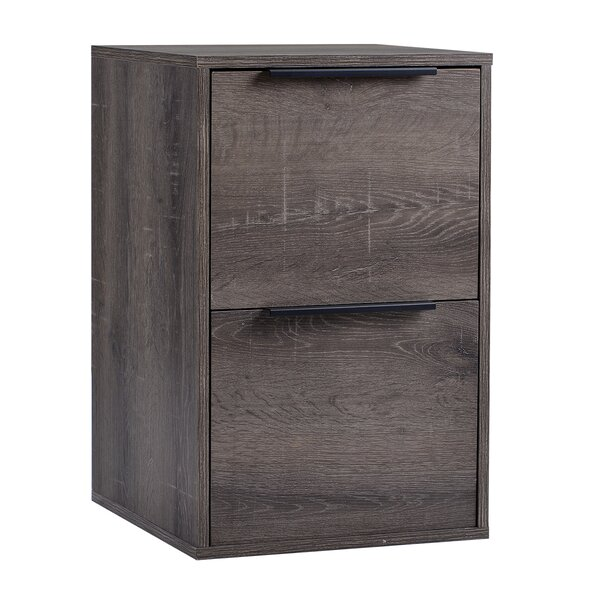 Toucha 2-Drawer Vertical Filing Cabinet