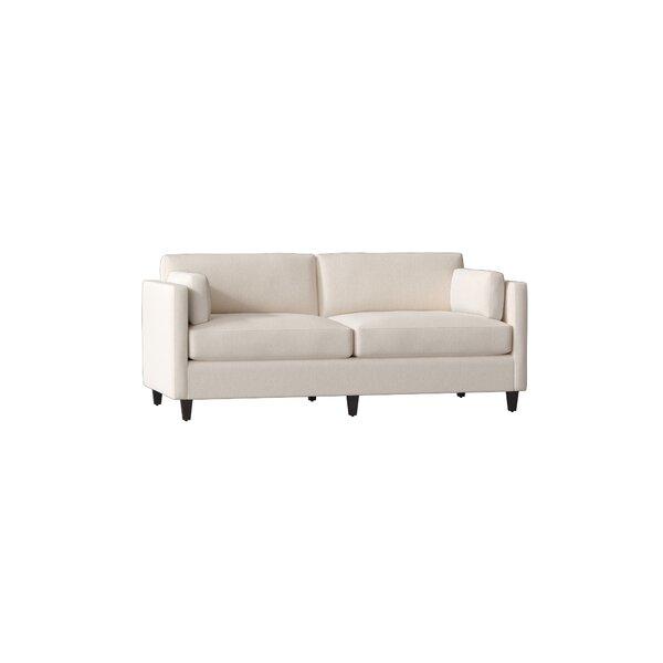Beau Studio Sofa By AllModern Custom Upholstery