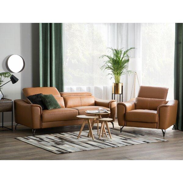 Tammi 2 Piece Living Room Set by Brayden Studio