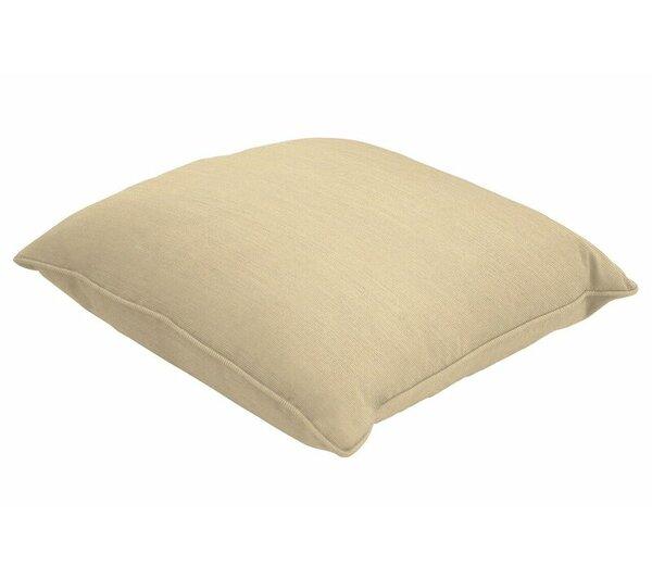 Sunbrella Single Piped Lumbar Pillow by Eddie Bauer