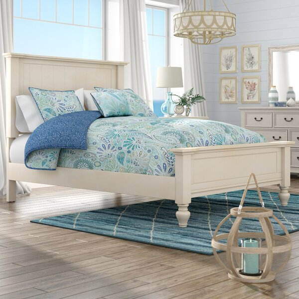 Blithedale Panel Bed by Rosecliff Heights