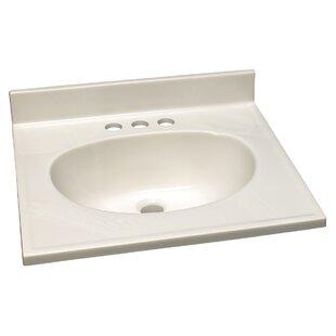 Reviews 19 Single Bathroom Vanity Top ByDesign House