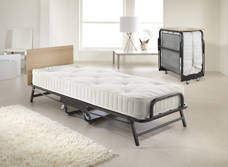 Jay Be Hospitality Folding Bed With Deep Spring Mattress
