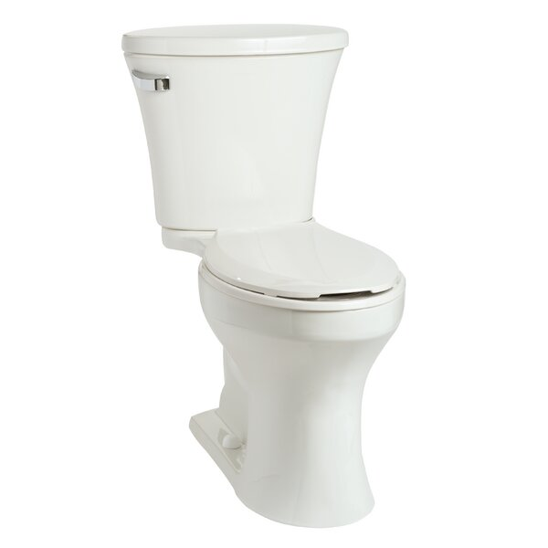 Essence HET SmartHeight 1.28 GPF Elongated Two-Piece Toilet by Mansfield Plumbing Products