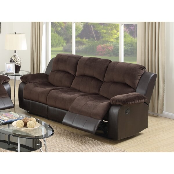 Shop Special Prices In Michael Reclining Sofa by Infini Furnishings by Infini Furnishings