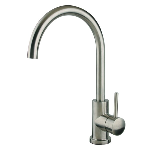Single Handle Kitchen Faucet by Soleil