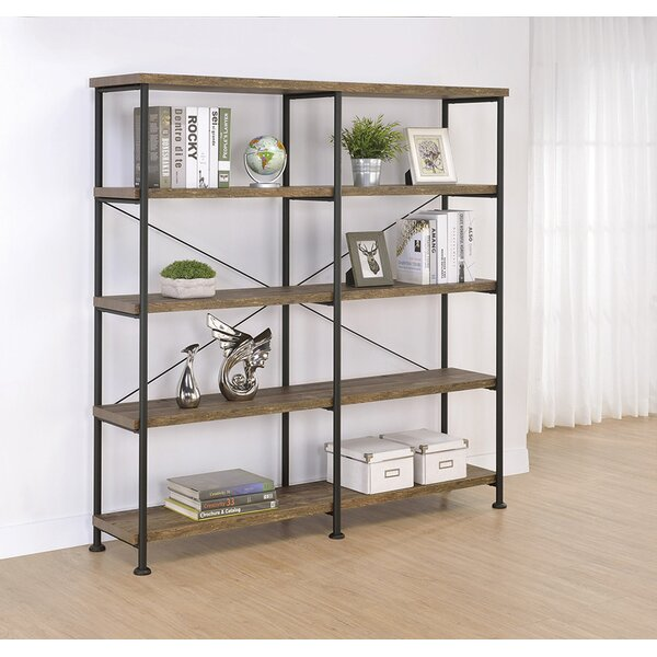 Greyson Library Bookcase by 17 Stories