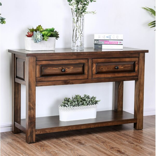 Jansen Console Table by Alcott Hill