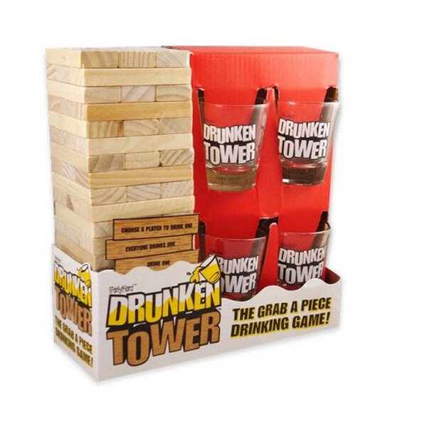 Drunken Tower Game by Creative Motion