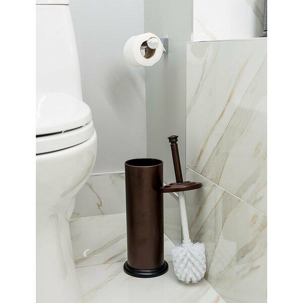 Bronze Free-Standing Toilet Brush by Diamond HomeBronze Free-Standing Toilet Brush by Diamond Home
