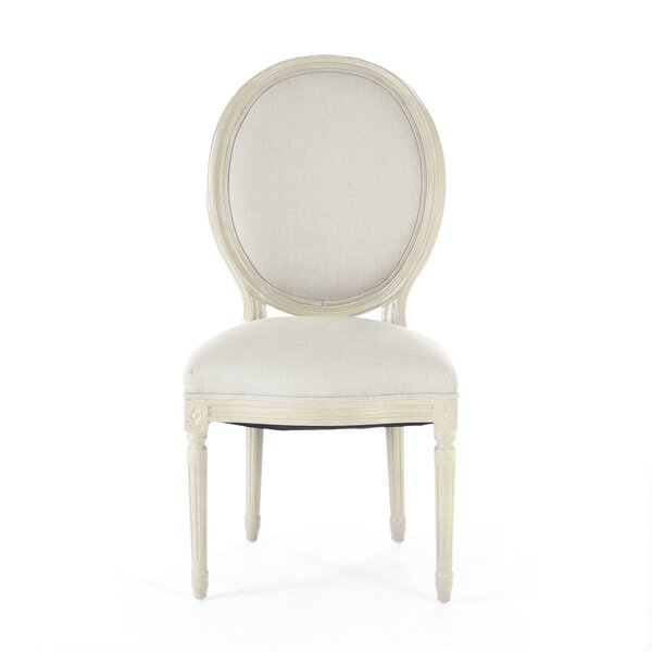 Arvidson Upholstered Dining Chair by One Allium Way One Allium Way