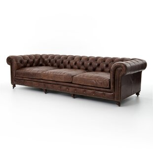 Greenwood Village Cigar Chesterfield Sofa