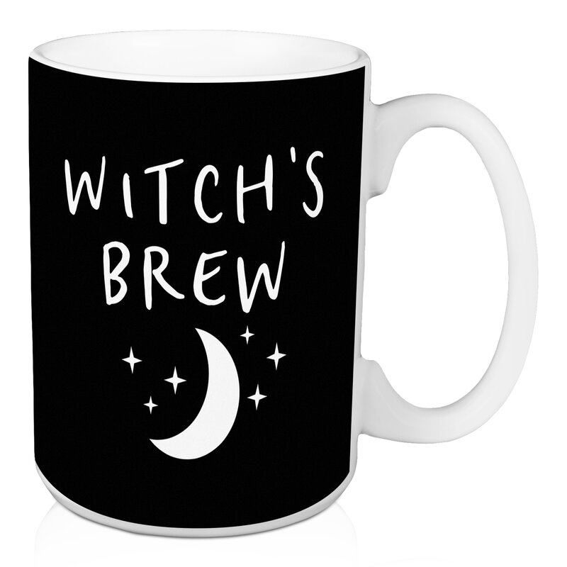 Baron Witch S Brew 15 Oz Coffee Mug
