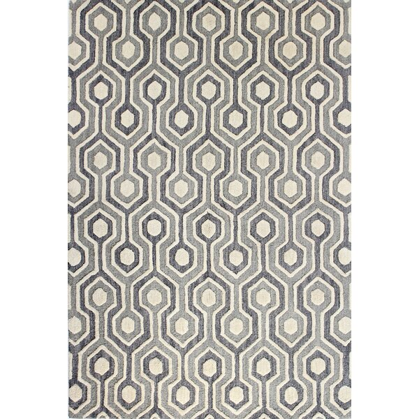 Grey Area Rug by The Conestoga Trading Co.