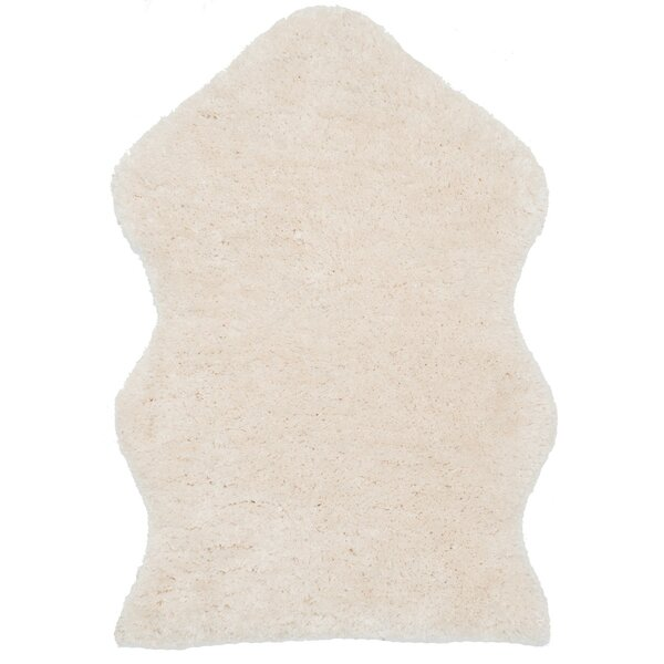 Isacc Hand-Tufted Ivory Area Rug by Willa Arlo Interiors