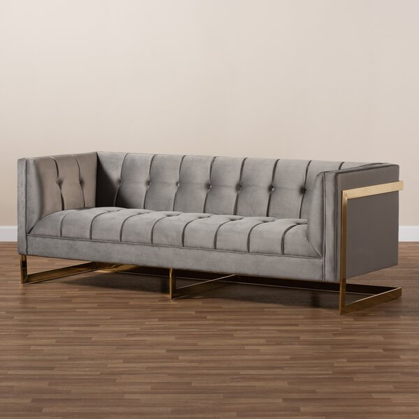 Best Brand 2018 Janis Sofa by Everly Quinn by Everly Quinn