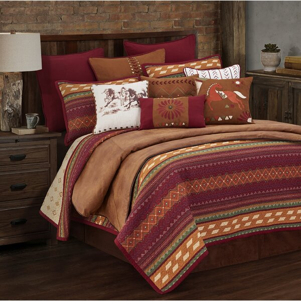 Burruss Reversible Quilt Set