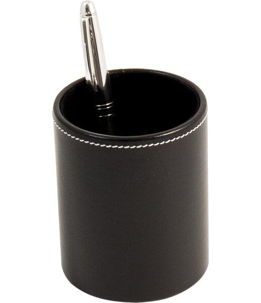 Leather Pen Cup by Bey-Berk