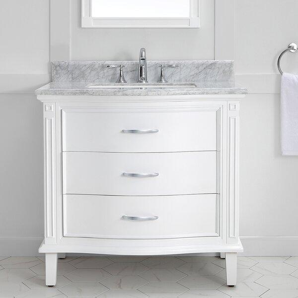 Pletcher 36 Single Bathroom Vanity Set by Charlton Home