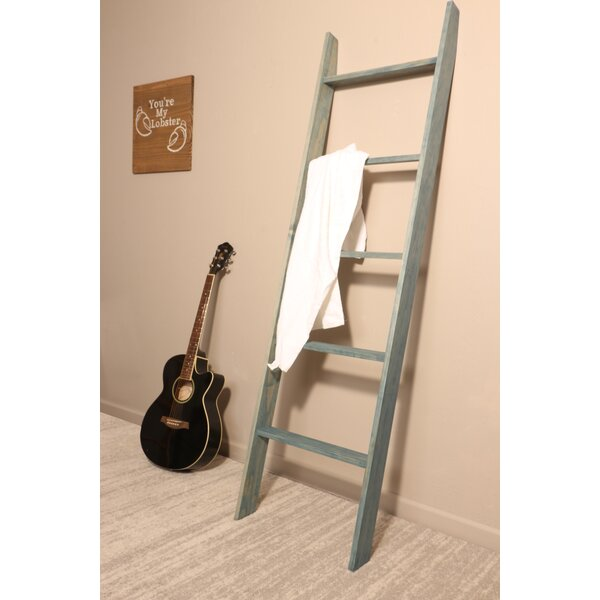 Accent 6 ft Decorative Ladder by Brayden Studio