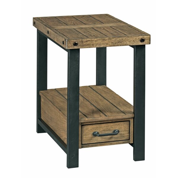 Grovetime End Table With Storage By Gracie Oaks