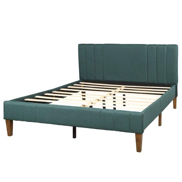 Billerica Upholstered Platform Bed by Corrigan Studio