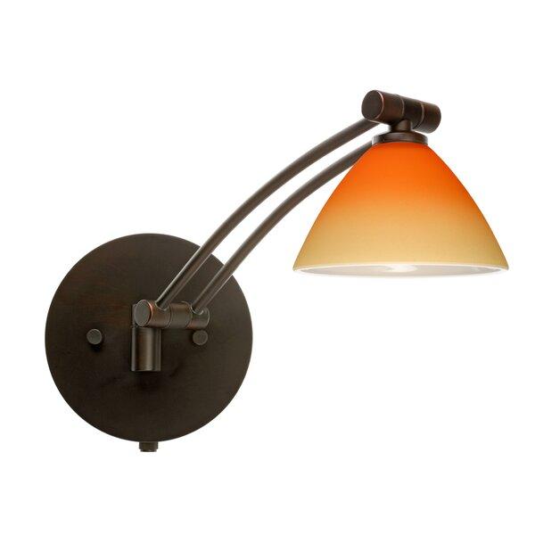 Domi Swing Arm Lamp by Besa Lighting