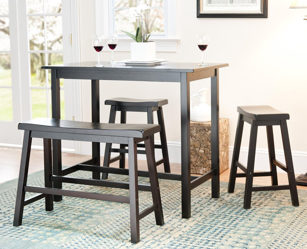birch lane™ caruso piece pub dining set  reviews  wayfair - defaultname