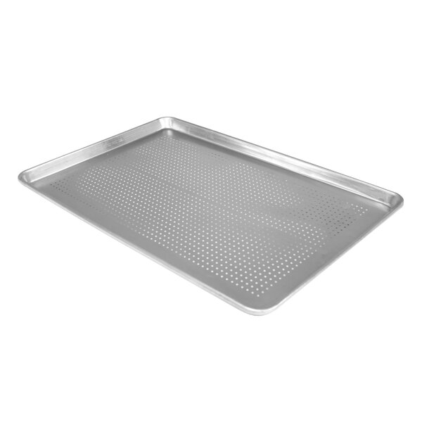 Half Size Perforated Aluminum Baking Sheet by Thunder Group Inc.