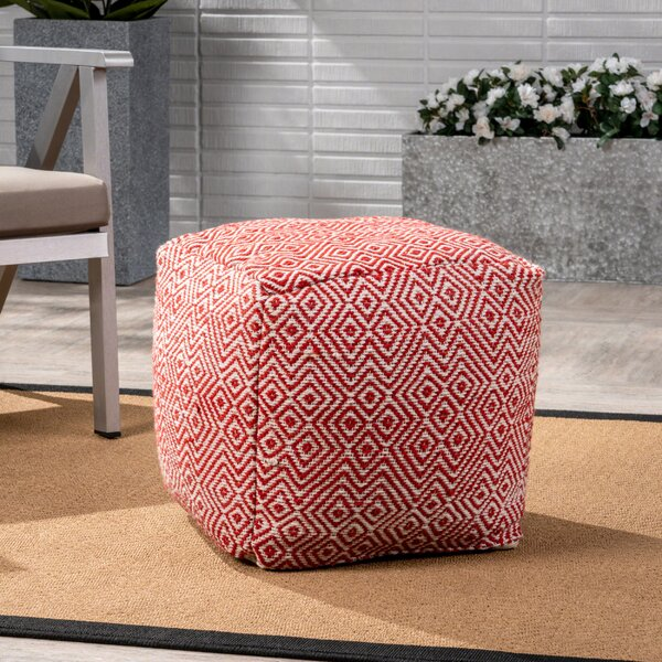 Tindley Ottoman by Union Rustic