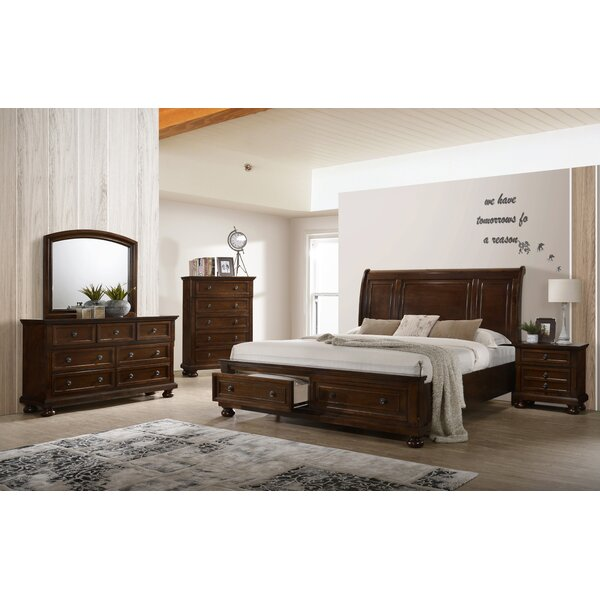 Sleigh Configurable Bedroom Set by Charlton Home