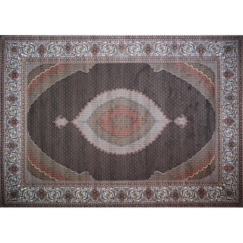 Markel Hand Look Persian Wool Brown