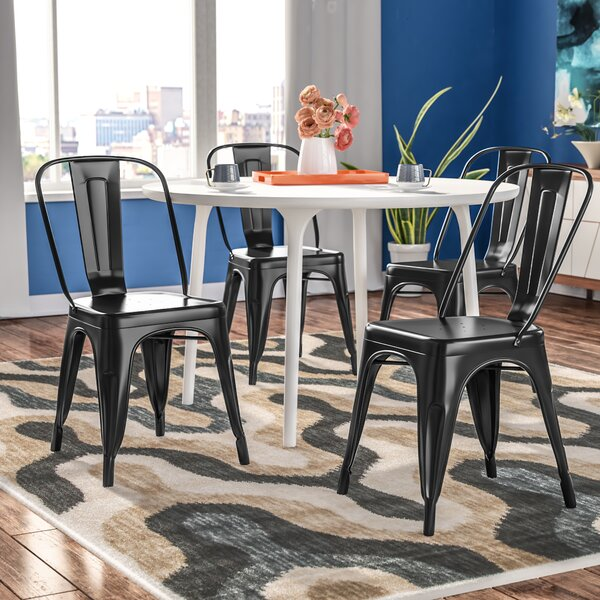 Alyssa Dining Chair (Set of 4) by Zipcode Design