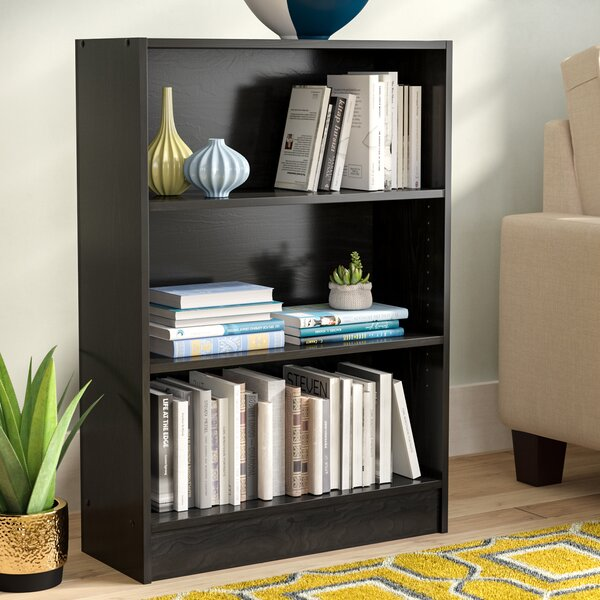 Bigley Standard Bookcase by Zipcode Design