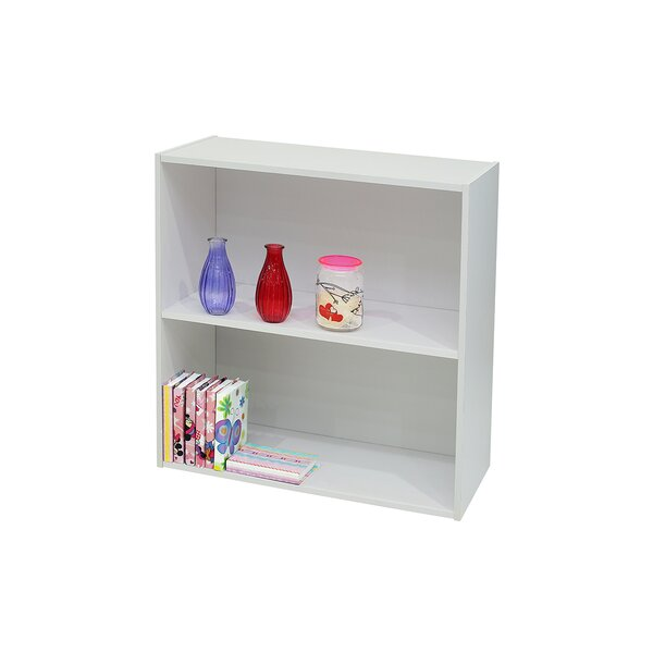 2 Tier 24 Standard Bookcase by InRoom Designs