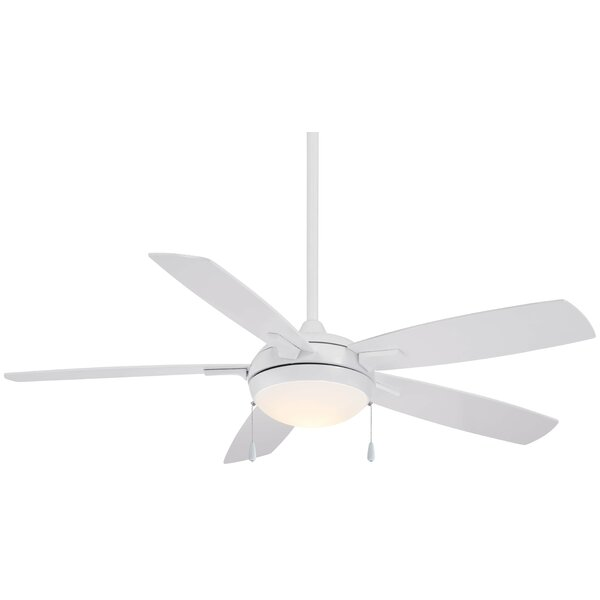 54 Lun-Aire LED 5 Blade Ceiling Fan by Minka Aire